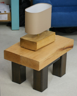 table and lamp at Grand Designs.jpg