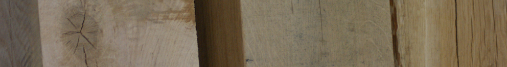 Oak & Iron Furniture Table Top Beams