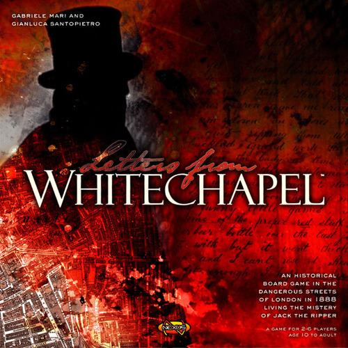WhitechapelCover