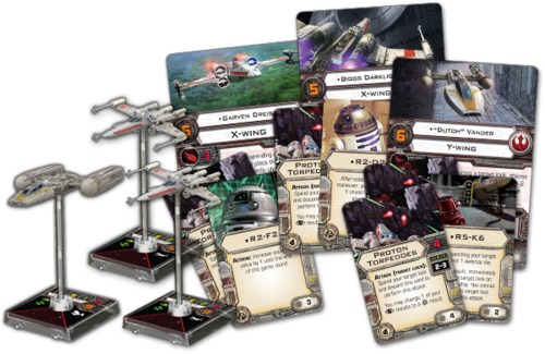 Review: Star Wars: X-Wing Miniatures Game — Theology of Games