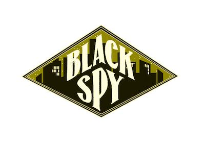 Black Spy Logo
