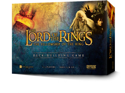 LOTR Deck-building Game