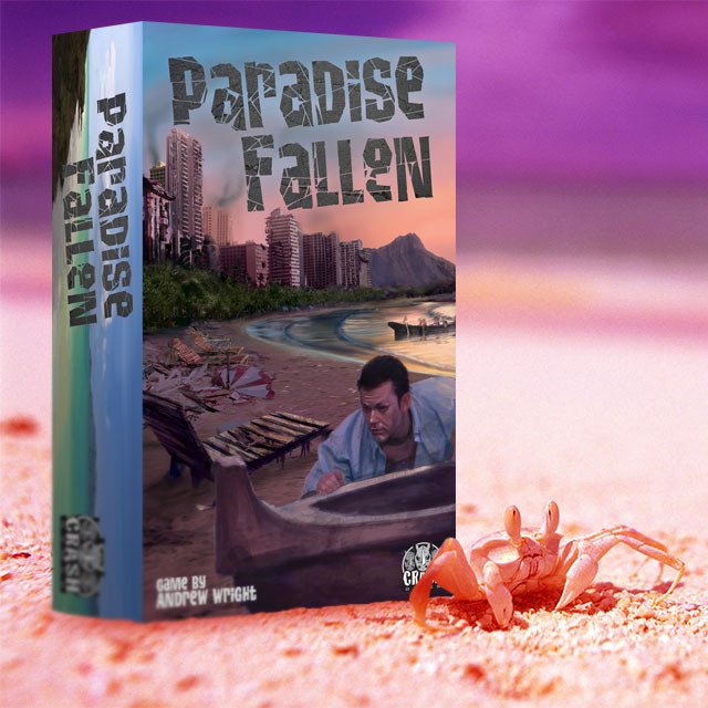 Paradise Fallen box