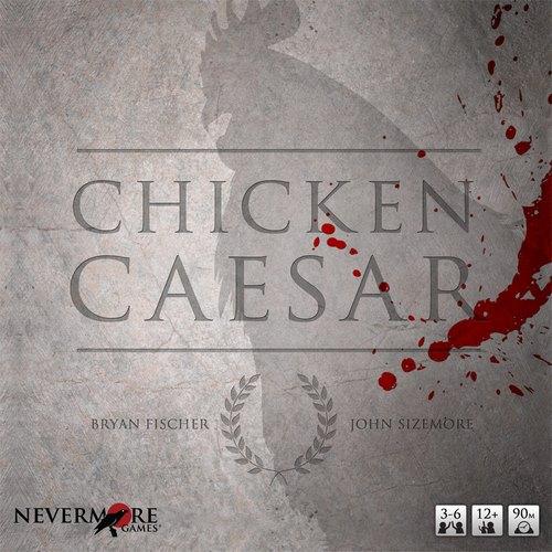 chicken Caesar box