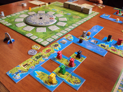 Image from BGG user Galender