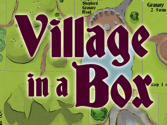 Village in a Box