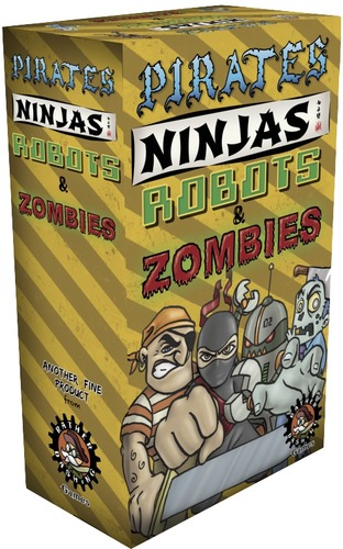 pirates ninjas robots zombies a double take review theology