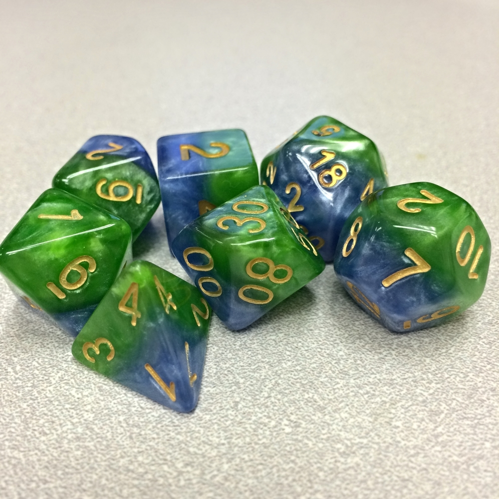Mother Earth Dice