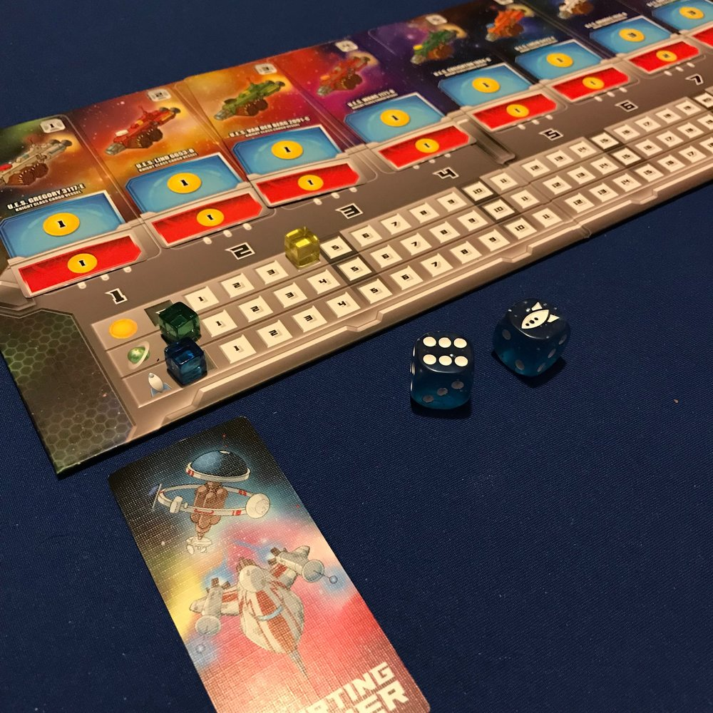 All your base are belong to us... - Space Base - 2-5 Players30-75 Minutes14+