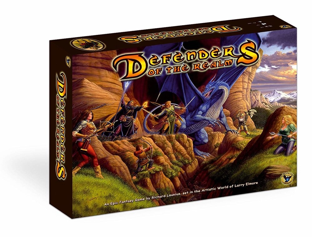 Defenders of the Realm - Hands-down my favorite co-op. Very little  quarterbacking. Everybody makes difficult game decisions in this fantasy city defense game.
