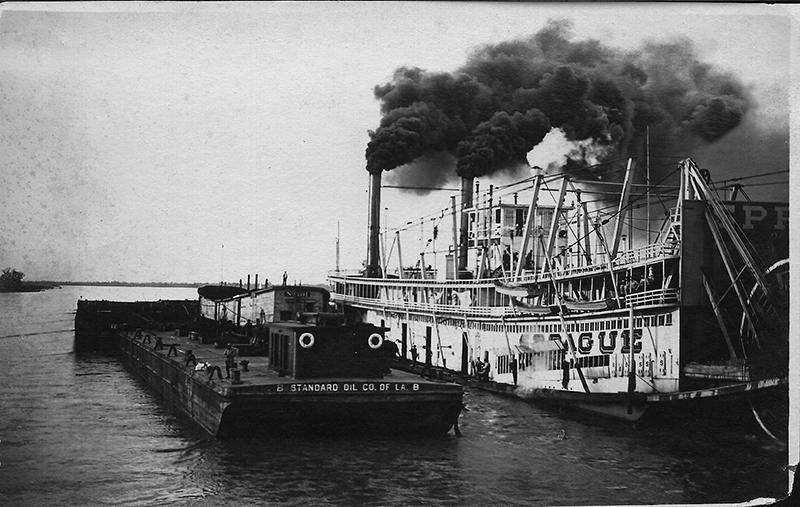 1909 Standard Oil Refinery
