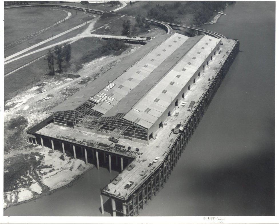 1965 General Cargo Dock