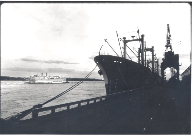 1991 Deepwater Vessel at the General Cargo Facilities