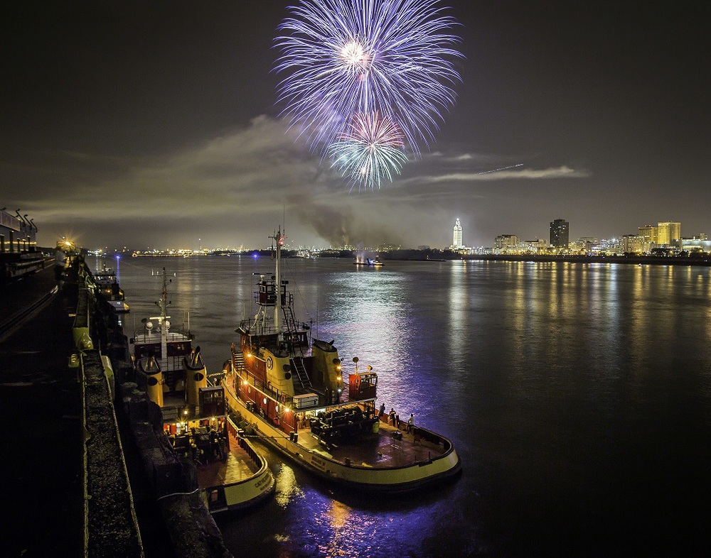 2012 Fireworks, Photo by Tim Mueller