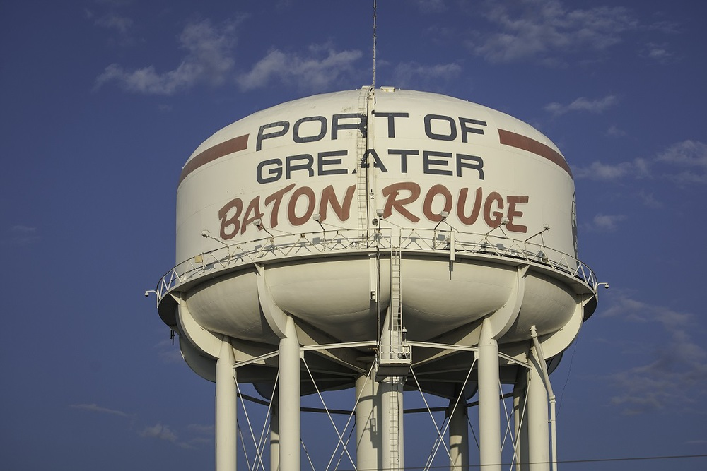 2012 Port of Greater Baton Rouge Water Tower