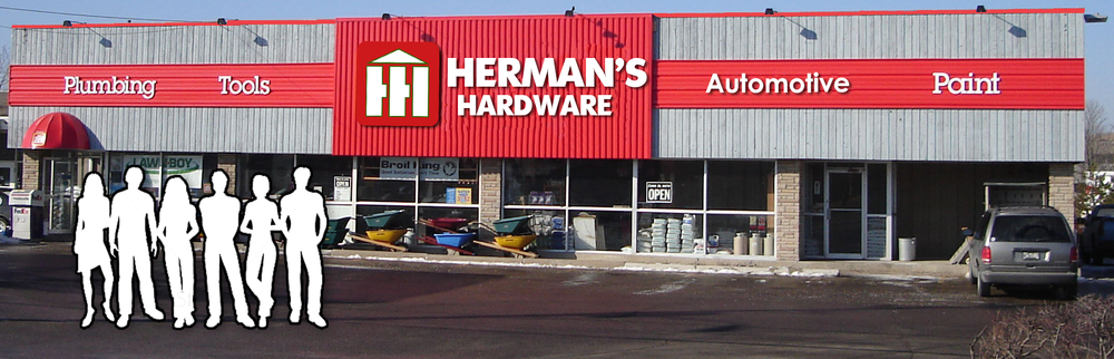 Herman's Hardware - Everything. The Hermano Way.