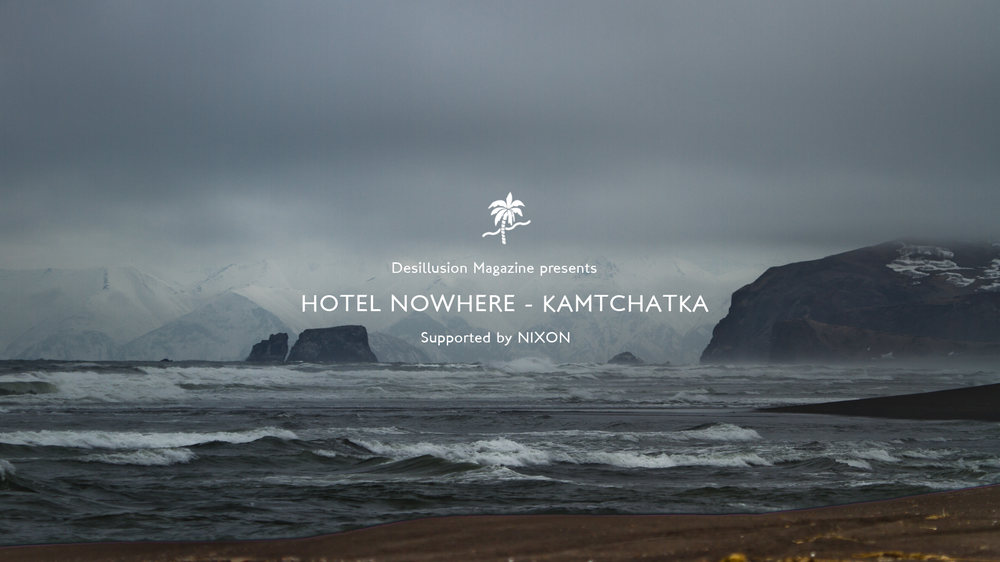 Hotel Nowhere - Kamtchatka