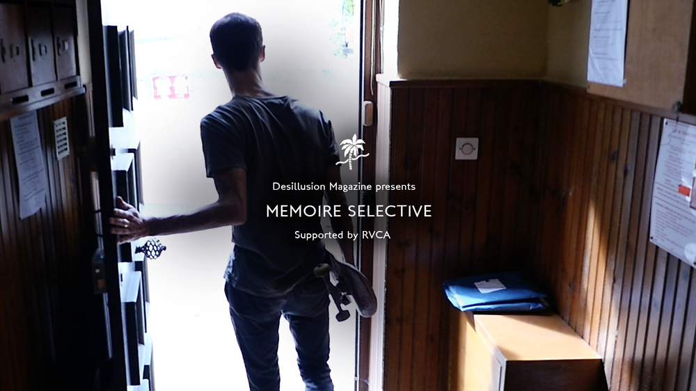 Memoire Selective
