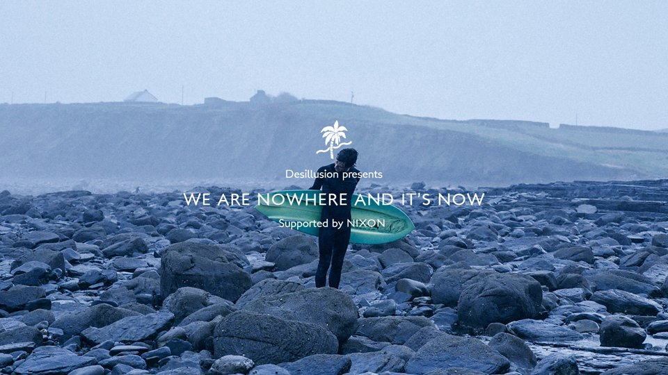 We Are Nowhere And It's Now