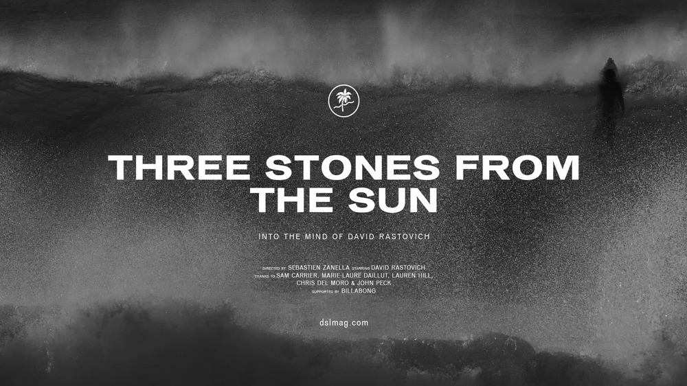 Three Stones From The Sun