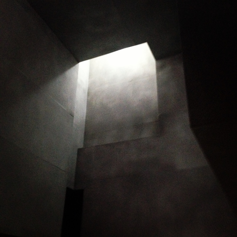 Sensing Spaces Exhibition - Authors own image
