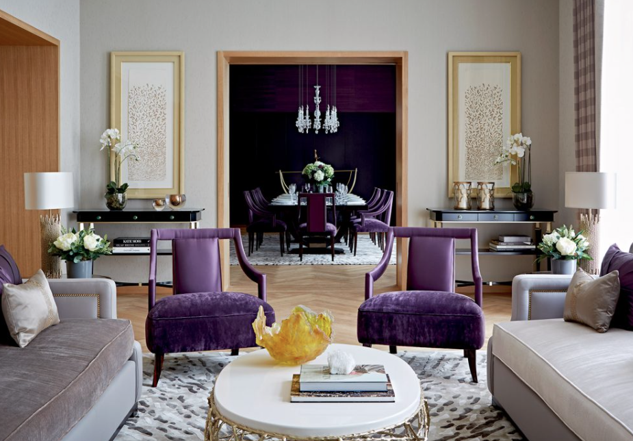 The Luxpad 2015 - Living Room Inspiration