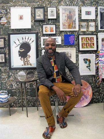 Duro Olowu. Source:  TMagazine - The New York Times