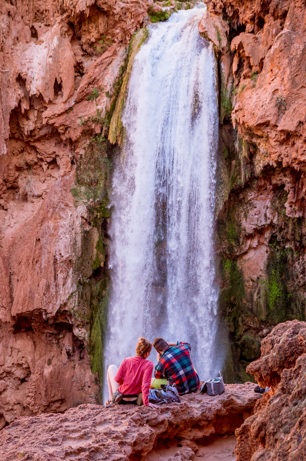 photography session at mooney falls - photo by jesse weber