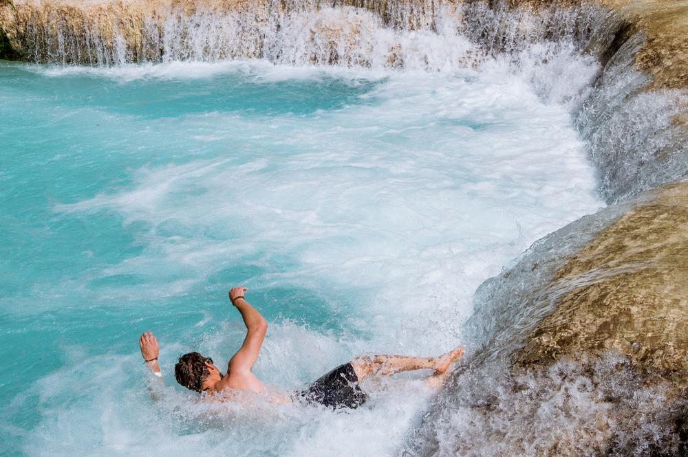 """it's like swimming in a cloud"" - photo by jesse weber"