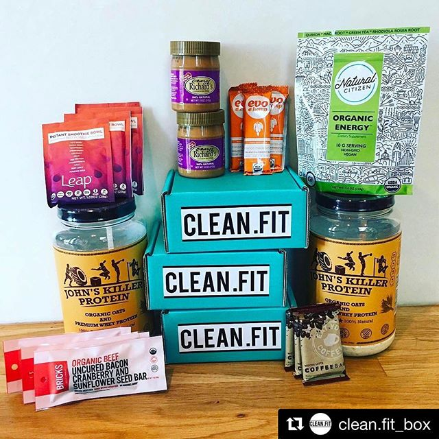 Want a chance to win the ULTIMATE fitness snack giveaway valued over $250?! We're partnering with @clean.fit_box to give one lucky winner a 3 month clean.fit subscription PLUS some Bricks Bars! Head on over to @clean.fit_box to enter!