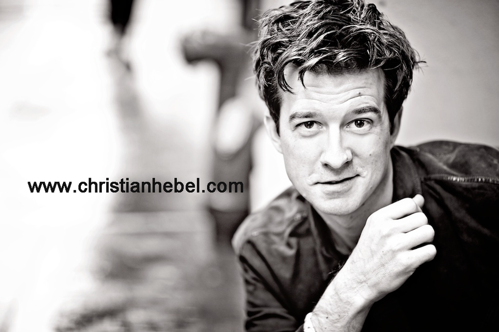 @christianhebel is proud to announce the launch of his new website www.christianhebel.com. Go check it out!