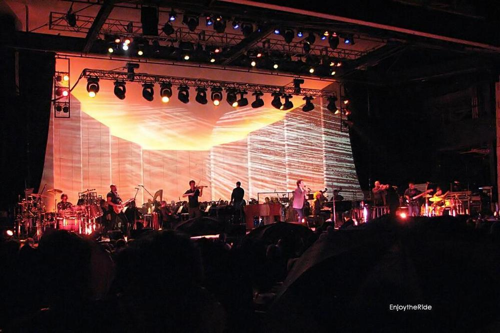 August 18, 2013 Performing with Josh Groban, his band, and the Atlanta Symphony Orchestra at Chastain Amphitheater, Atlanta, GA Photo courtesy of Enjoy_2_day
