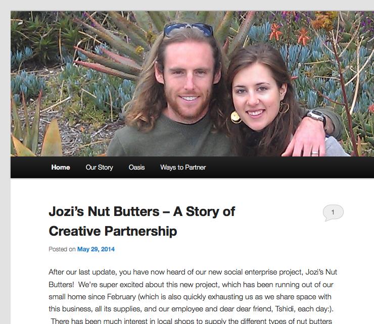 Jozi's Nut Butters