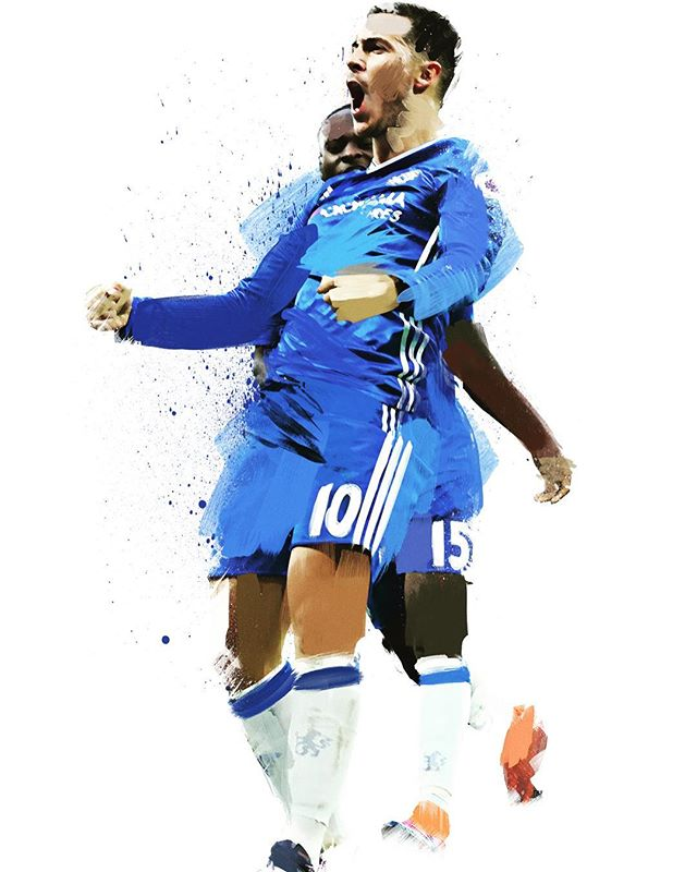 #chelseafc Player of the Year #hazard