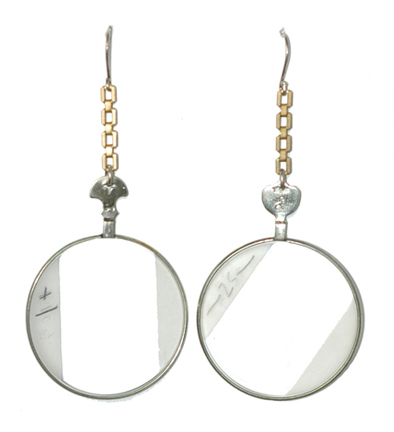 Monocle Earrings