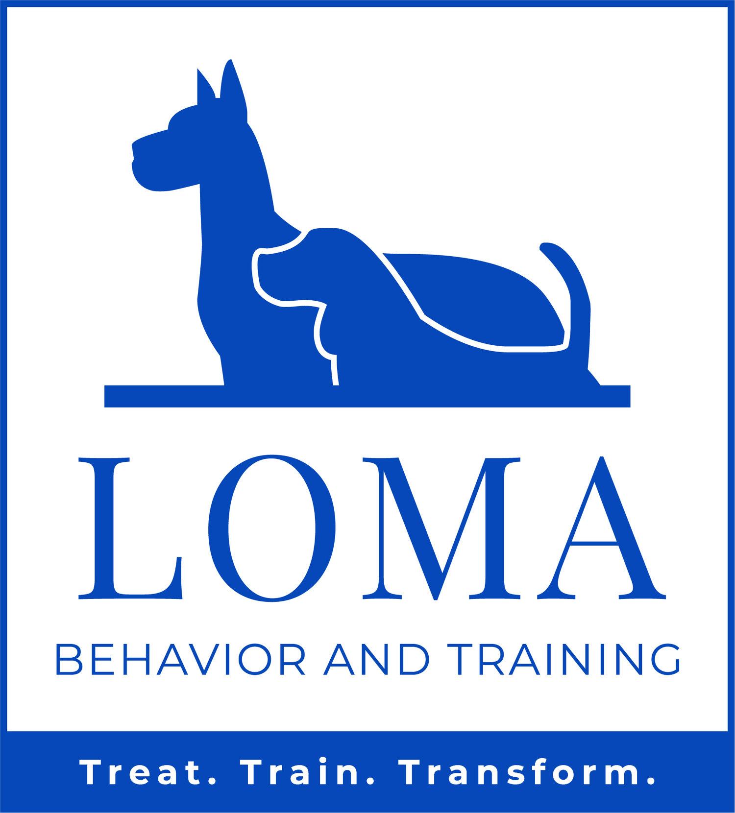 LOMA Behavior and Training for San Antonio
