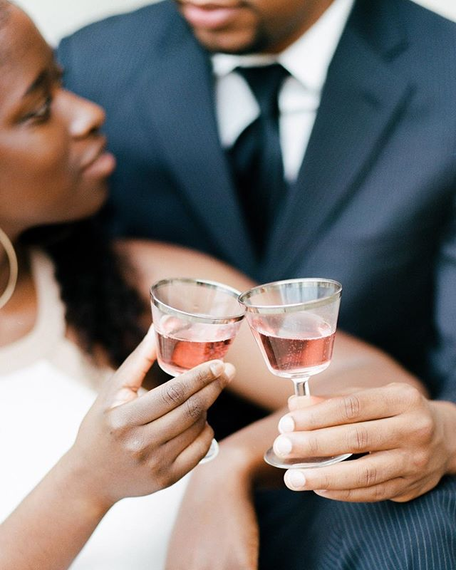 Cheers to a lifetime of unconditional love 9/7/18 #blissculturephotography