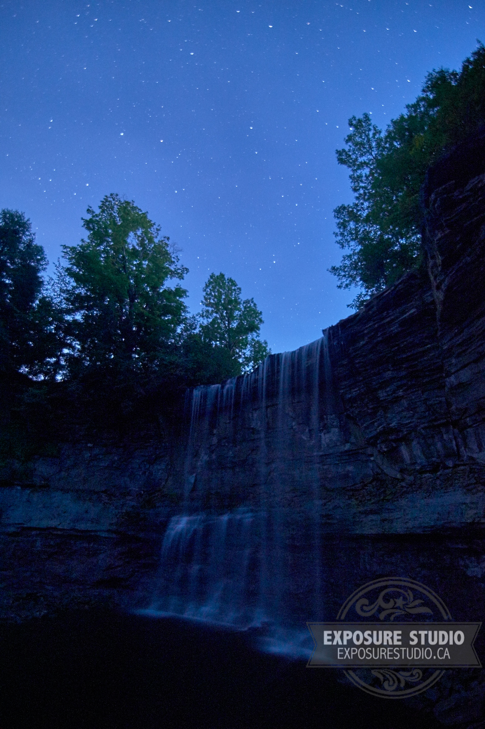 Night Sky @ Indian Falls