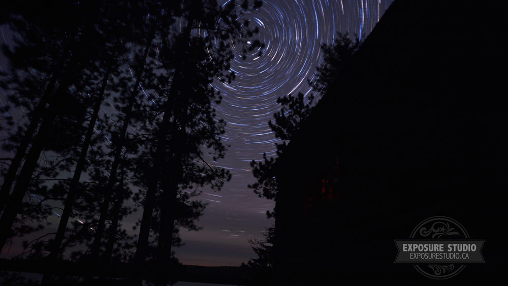 """McKaskill Star Trails"""
