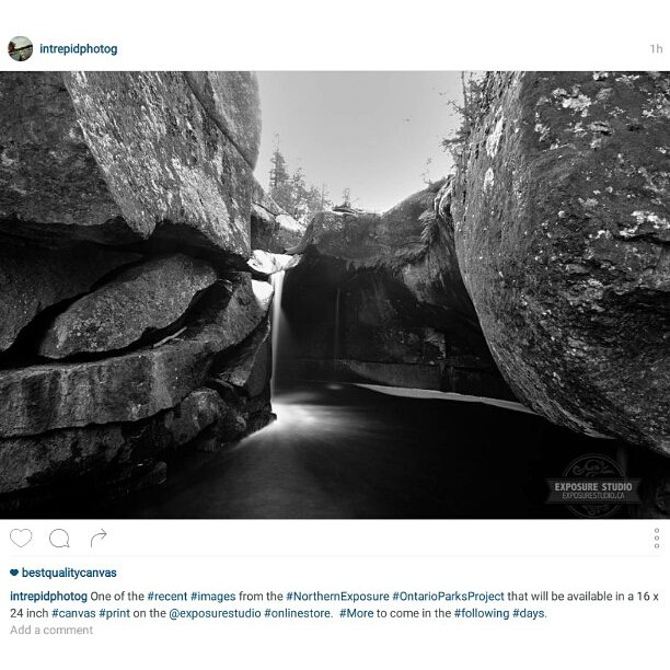 Check out @intrepidphotog; the #adventurephotography #division of @exposurestudio.  Coming soon, new #prints, #stories and other #items from the #adventures of an #intrepid #photographer.