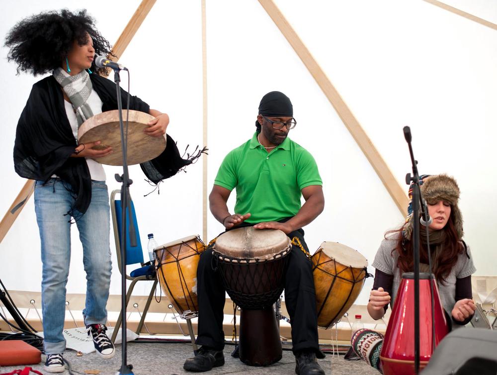 WEYA Festival jam session