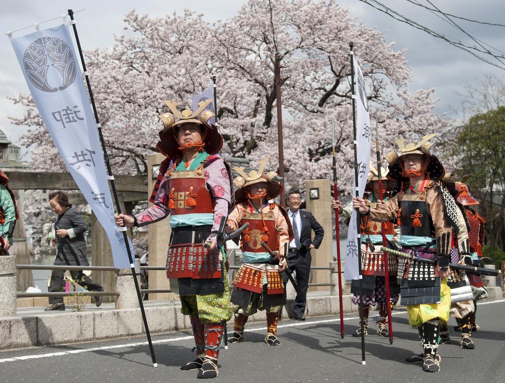 Samurai Parade Musha Gyoretsu - Matsue