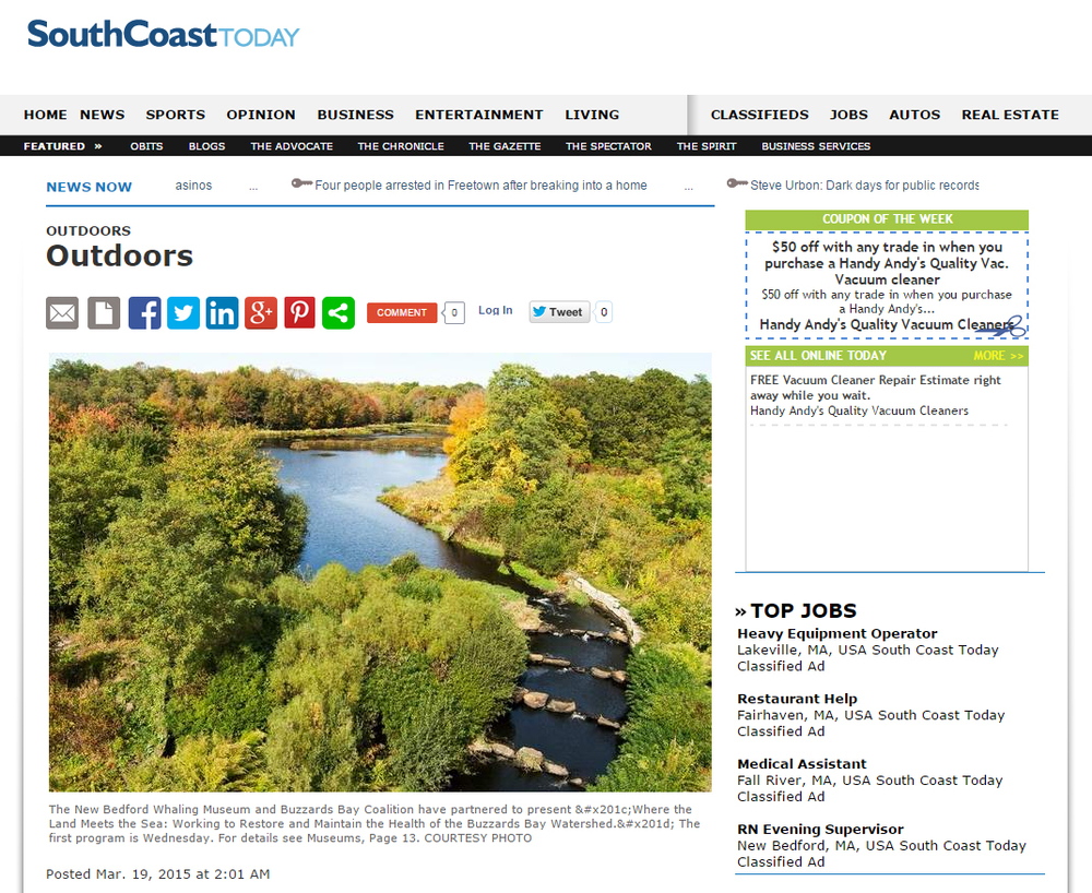 Southcoast today classified ads