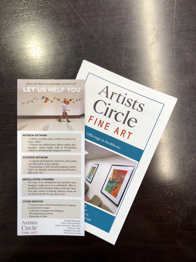 Lunch and Learn — Artists Circle Fine Art