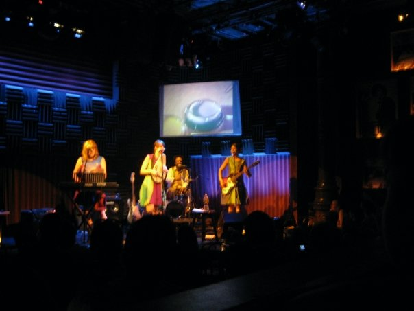 Ladystein: Alive at Joe's Pub!