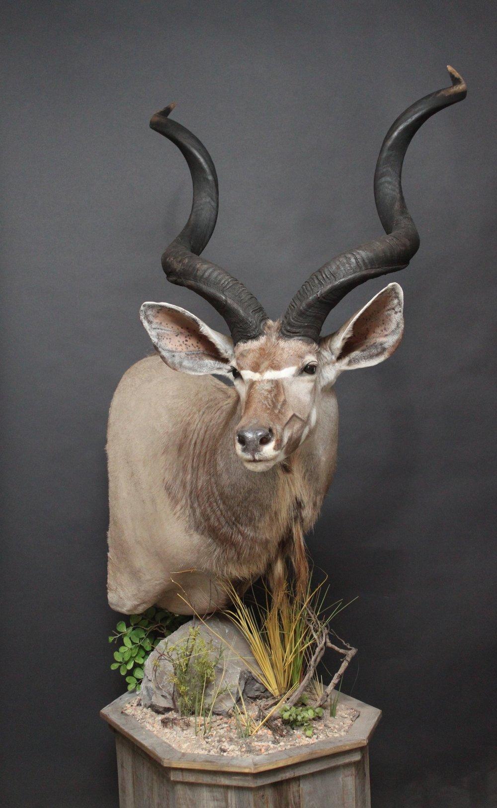 Barnboard Pedestal  Kudu (1)