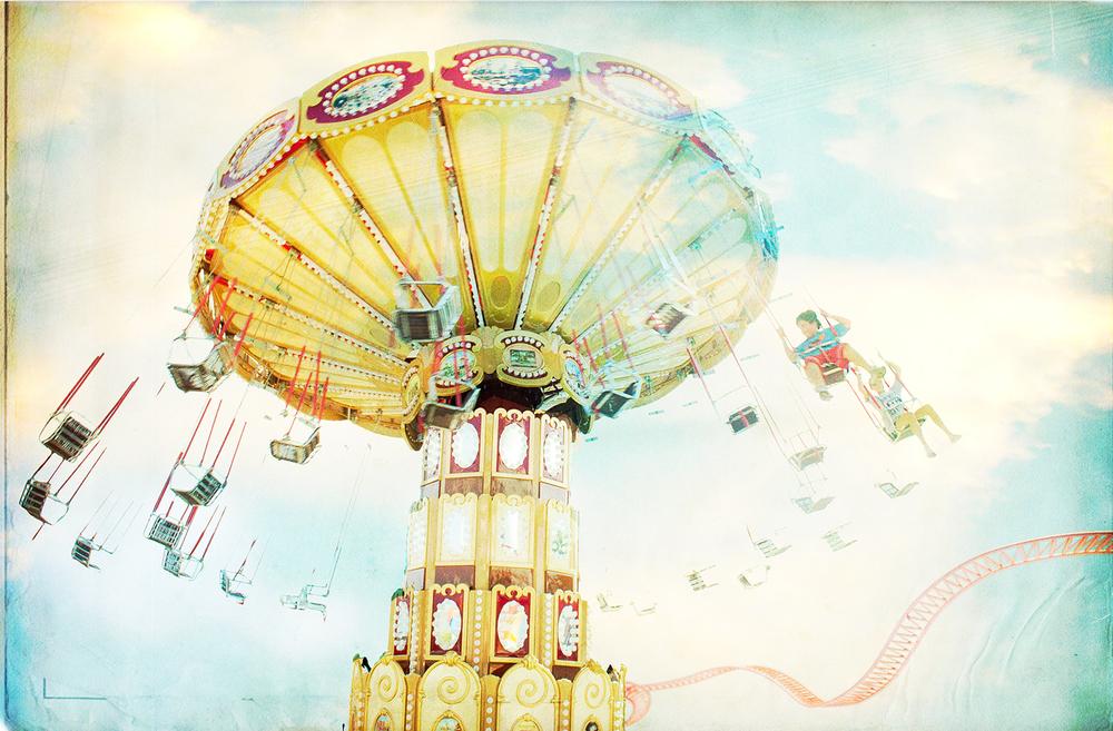 -- Ride the Sky --