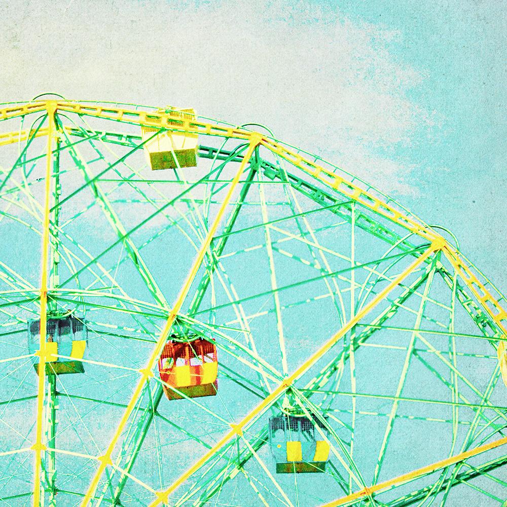 -- Ferris Wheel Detail --