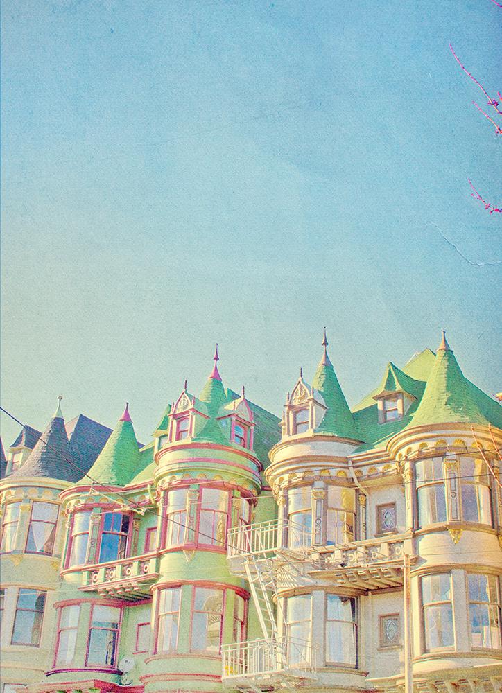 -- Alamo Square, San Francisco --