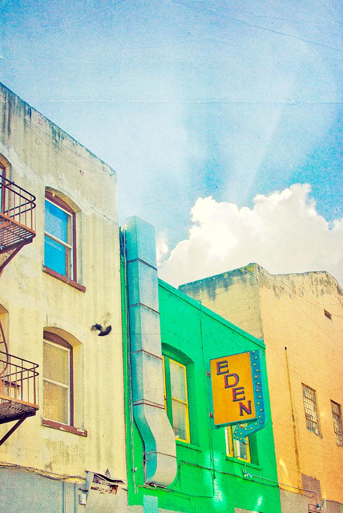 -- Eden Rays, San Francisco --